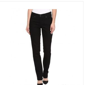 Levi 414 Relaxed Straight in Black Onyx - Sz 28
